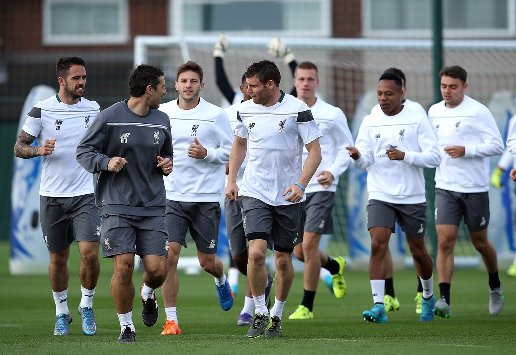 LIVERPOOL LATIHAN
