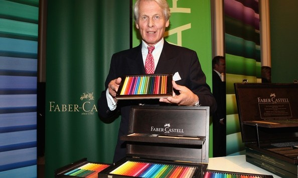 CEO Faber Castell Anton Wolfgang