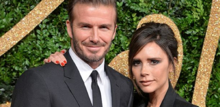 David Beckham dan Victoria Beckham. Foto: Foto via mirror.co.uk