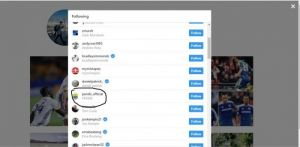 Ashley Cole follow IG Persib