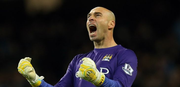 Willy Caballero (Zimbio)