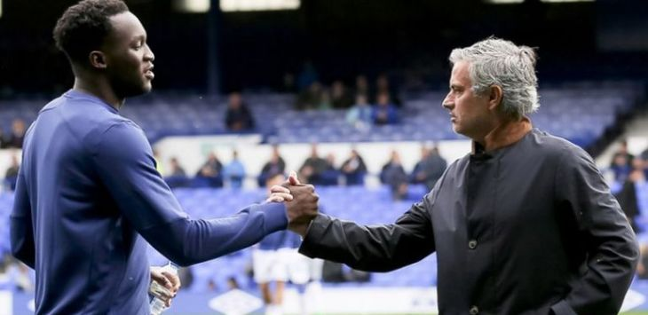 Romelu Lukaku - Jose Mourinho (mirror.co.uk)