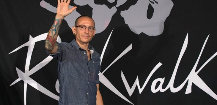 Chester Bennington, vokalis Linkin Park. Foto: Foxnews