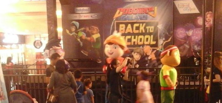 Roadshow Boboiboy Galaxy