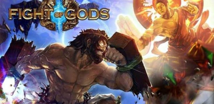Game Fight of Gods