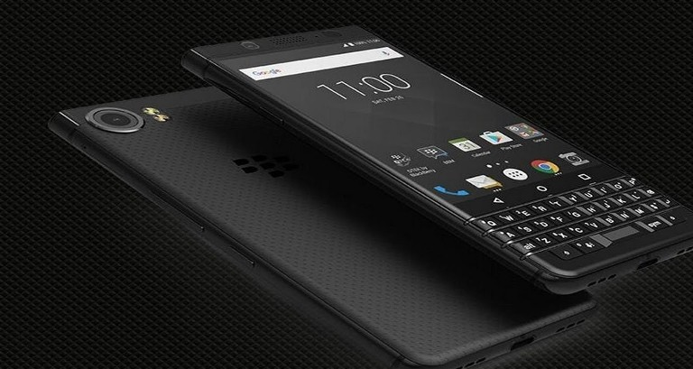 BlackBerry KEYone limited edition black (ist)
