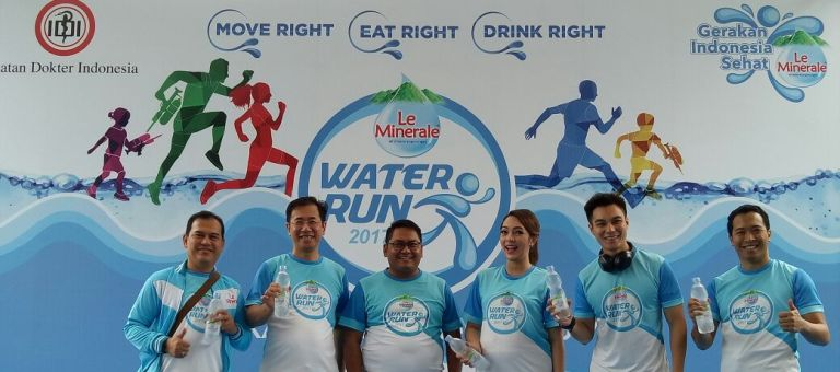 Acara Water Run 2017 (Nida)