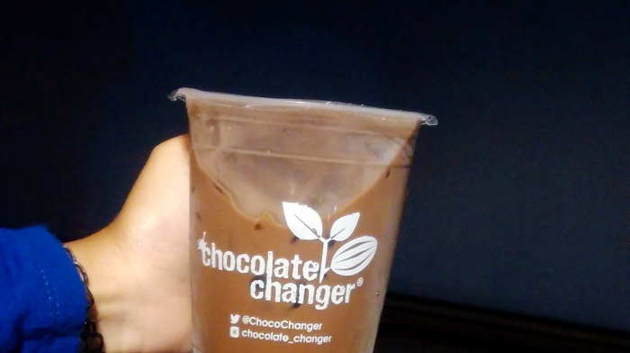 Produk Chocolate Changer.